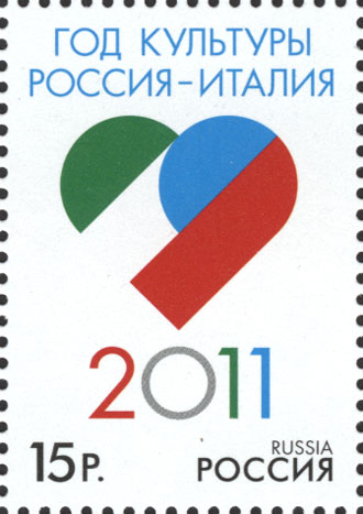 № 1549. Russia-Italy joint venture. «God of Russia Russia - Italy»